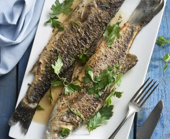 Θαλασσινά & Ψάρια